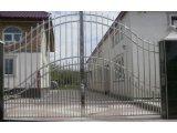 Ограждения из нержавеющей стали, ворота, мостик, кованные изделия из нержавейки