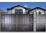1 Кованые ворота 331687