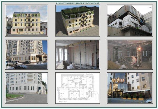 Фото 4 Планировки, Перепланировки, Дизайн интерьера. Проекты Домов, Участков. 326160