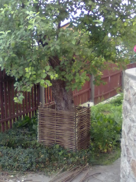 Забор декоративный УКРАИНСКИЙ -ТЫН