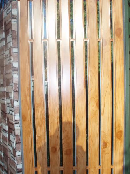 Забор из металла вертикаль Забор Вертикаль-это модель ограждения с конструкцией повышенной прочности