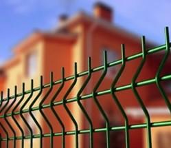 Забор из сетки с ПВХ L2.5м х H1.03м
