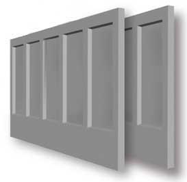 Забор - Применяется для ограждения необходимой территории.
