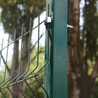 Забор с покрытием ПВХ
