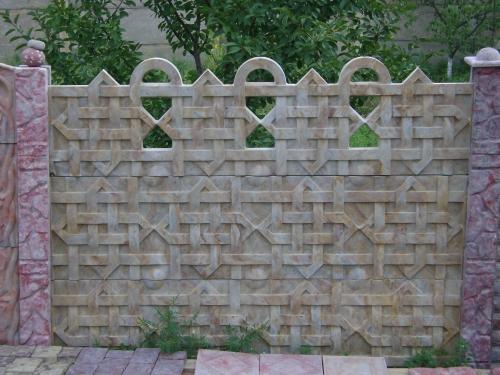 Забор Самарканд