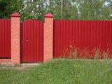 Фото 1 Профнастил от производителя в Киеве, профнастил для забора Киев 71520