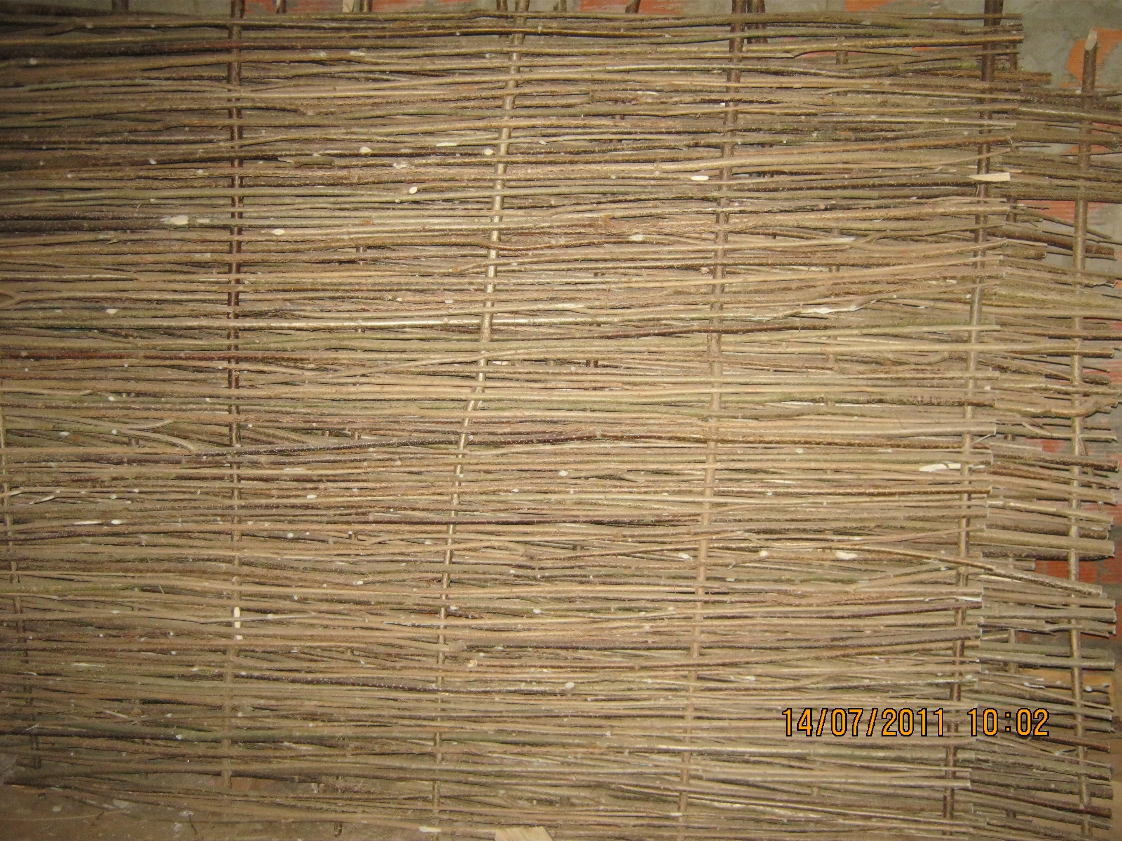 заборы плетеные, щит строительный деревяный, декоративные заборы с пиломатериала. гарантия