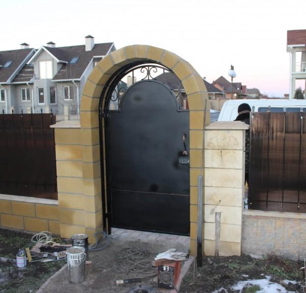 Заборы, ворота, калитки кованые и сварные. Доступные договорные цены.