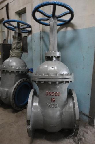 задвижка стальная 30с41нж Ду50-600 Ру16