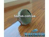 Фото  2 Заглушка Premium с резинкой, плоская, хром 2/2 на полотенцесушители, радиаторы, батареи 2396750