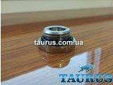 Фото  3 Заглушка Premium с резинкой, плоская, хром 3/2 на полотенцесушители, радиаторы, батареи 2396750