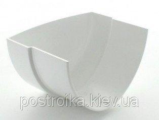 Фото  1 Заглушка внутренняя Белая Коричневый 125 Браво 1757464