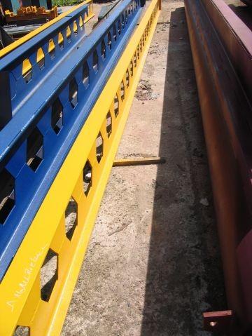 Заготовки для однобалочных кранов от 3,2т до 10т пролетом до 22м