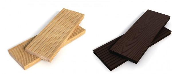 ZAGU Kuga - причальная доска 135 х 27 и 146 х 20 - разработана специально для причалов, пирсов и понтонов.