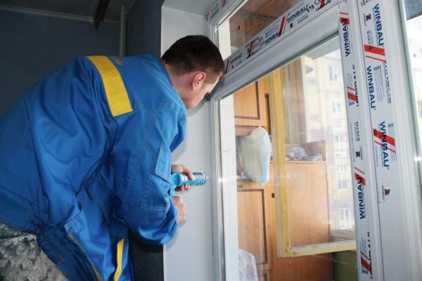 Заказать пластиковые откосы в Киеве