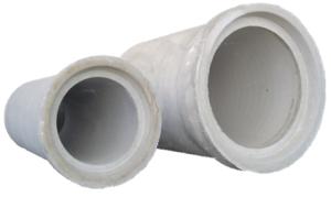 Залізобетонні безнапірні труби D- 400,500,600,800,1000 ,1500 мм , L- 5000 мм