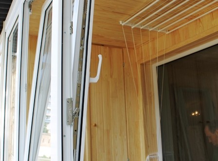 Замена резины в окнах