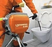 Замена сантехнических труб, систем: * чистка канализации в ванной комнате;