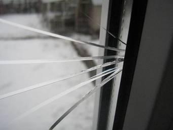 Замена стеклопакетов, стёкол в окнах из ПВХ. Одесса