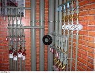 Замена стояков (отопление, вода, канализация)