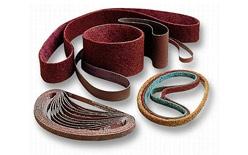 Замкнутые шлифовальные ленты для обработки металла