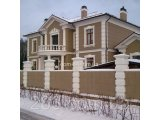 Фото  2 Замок , декор для фасада из пенопласта ЗК-005 2299297