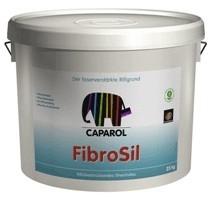 Заполняющая трещины краска FibroSil Caparol.