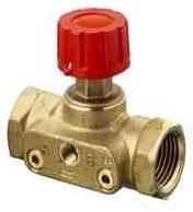 Запорно-измерительны й клапан ASV-M 15, DANFOSS