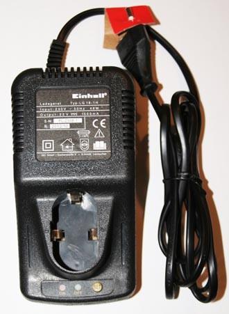 Зарядное устройство для аккумуляторного шуруповерта 18 В Einhell Typ: LG 18-1H оригинал.