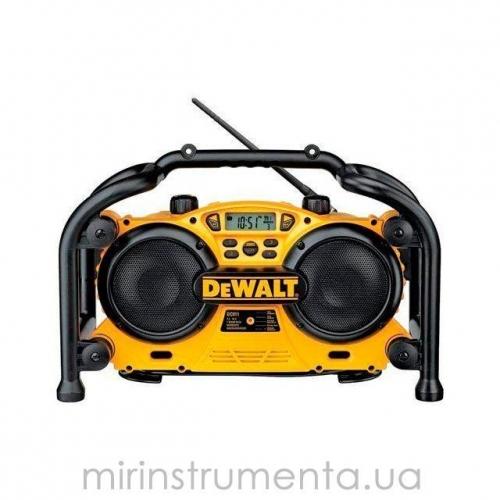 Зарядное устройство +радио (DС011), 7,2-18 В, DeWalt