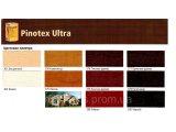 Защитная пропитка морилка Pinotex Ultra с УФ фильтром 1л