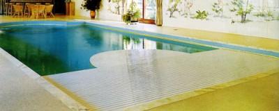 Защитные ролеты для бассейнов