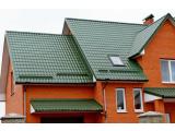 Фото  1 Металлочерепица, зеленая, глянец, толщиной 0.45 мм., Словакия U. S. Steel Košice 2172846
