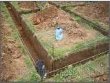 земельные работы. Сливные ямы, копка траншей, водопровод, канализация, котлованов техникой договорная вручную от85грн