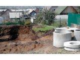 Фото  1 Земляные работы: копка колодцев, выгребных ям, септиков, канализации 2083286