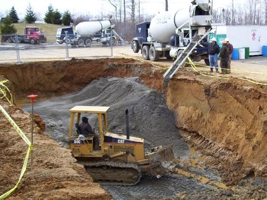 Земляные работы – вывоз, замена, выемка разработка грунта, планировка площадей, котлованы и т. д.