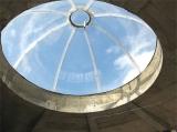 Зенитный фонарь, Lamilux, Германия