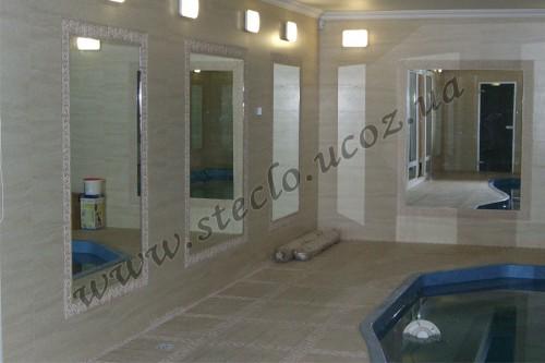 Зеркала (в бассейне)