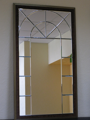 Зеркала в фойе, служебных помещениях бизнес и торговых центров, кабинетах и офисах, Одесса.