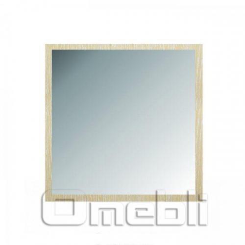 Зеркало UK-380   дуб молочный A10406
