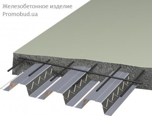 изделие и бетона и железа - фото