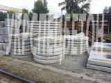 Жби кольца колодцев КС 20-6, кс 20-9, КС 30-10. плиты покрытия колец, плита покрытия лотка канала, лоток телескопический