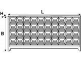 Жби забор П6Ва-1