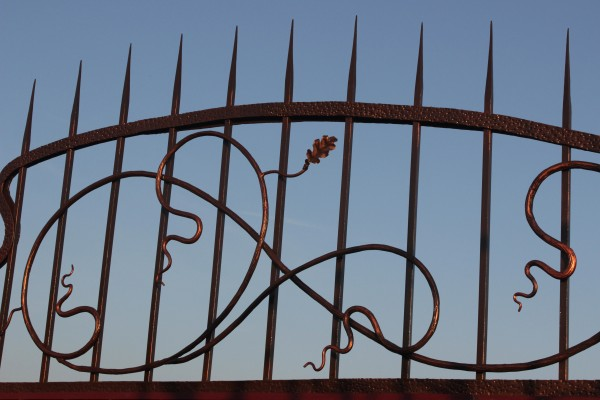 Железные заборы в днепропетровске