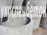 Железобетонные кольца КЦ 10-6