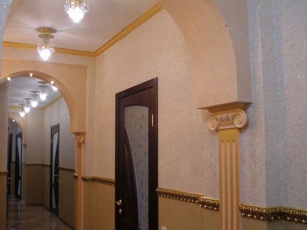Шпалери для стін: види і особливості