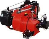 Жидкотопливные горелки Maxflam Мощность: 68 – 227 кВт. Виды топлива: мазут, отработанное масло, печное топливо.