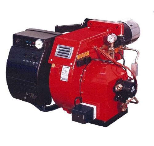Жидкотопливные горелки Oilflam. Мощность: 464 – 2093 кВт. Виды топлива: мазут, отработанное масло, печное топливо.