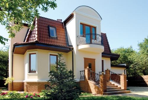 Жилые дома, коттеджи - от котлована и под ключ