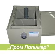 Жироуловитель для ресторана СЖ-6 с производительностью — 0,25 л/сек, объем залпового сброса 70л